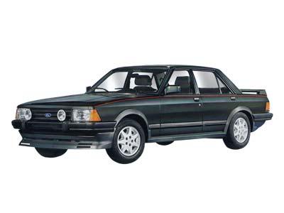 Кузовной ремонт и покраска Форд Гранада