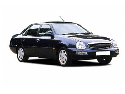 Кузовной ремонт и покраска Форд Скорпио