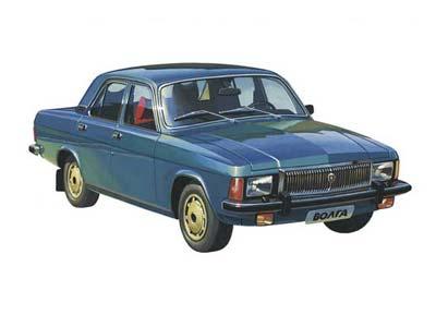 Кузовной ремонт и покраска ГАЗ 3102