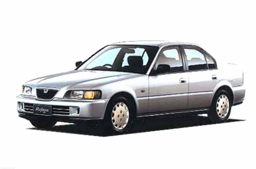 Кузовной ремонт и покраска Хонда Рафага