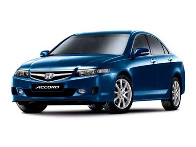 Кузовной ремонт и покраска Хонда Аккорд