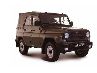 Кузовной ремонт и покраска УАЗ-3151
