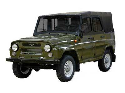 Кузовной ремонт и покраска УАЗ-469