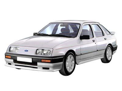 Кузовной ремонт и покраска Форд Сиерра